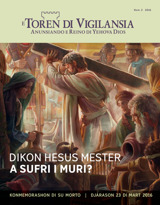 Num.2 2016| Dikon Hesus Mester A Sufri i Muri?