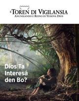 Num.3 2018| Dios Ta Interesá den Bo?