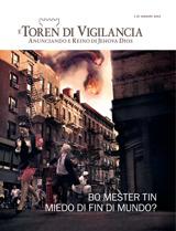 January2013| Bo Mester Tin Miedo di Fin di Mundo?