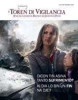 September2013| Dicon Tin Asina Tanto Sufrimento? Ki Dia Lo Bin un Fin na Dje