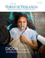 Juli2014| Dicon Cos Malo Ta Pasa cu Bon Hende?