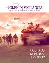 November2015| Kico Dios Ta Pensa di Guera?