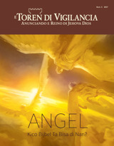 Num.5 2017| Angel—Kico Bijbel Ta Bisa di Nan?