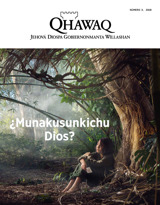 Núm.3 2018  ¿Munakusunkichu Dios?