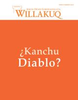 Enero 2015  ¿Kanchu Diablo?