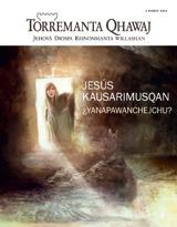 Marzo de2013| Jesús kausarimusqan, ¿yanapawanchejchu?
