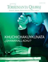 Agosto de2013  Khuchichakuykunata, ¿qhawanallachu?
