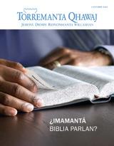 Octubre de2013| ¿Imamantá Biblia parlan?