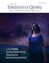 Noviembre de2013| ¿Ima llulla yachachiykunataj Diosmanta karunchawanchej?