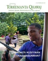 Febrero de2015  ¿Imaynatá kusiywan trabajasunman?