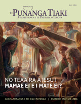 Nu.2 2016| No Teaa ra a Iesu i Mamae ei e i Mate Ei?