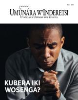 No1 2021| Kubera iki wosenga?