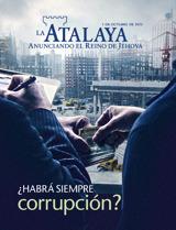 Octubre de2012| La corrupción, ¿un mal generalizado?