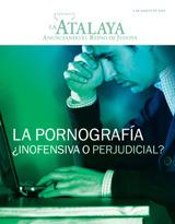 Agosto de2013| Lapornografía: ¿inofensiva operjudicial?