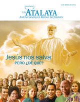 Marzo de2015| Jesús nos salva, pero ¿dequé?