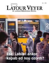 No.1 2018| Eski Labib i ankor kapab ed nou ozordi?