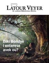 No.3 2018| Eski Bondye i enterese avek ou?