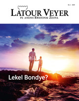 No.1 2019| Lekel Bondye?