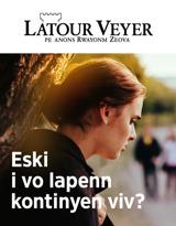 No.2 2019| Eski i vo lapenn kontinyen viv?