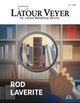 No.1 2020| Rod laverite