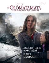 Setema2013| Aiseā ua Tele ai Mafatiaga? O Afea e Muta Ai?