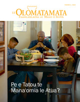 Tesema2013| Pe e Tatou te Manaʻomia le Atua?