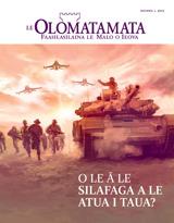 Novema2015| O le ā le Silafaga a le Atua i Taua?