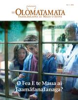 Nu.5 2016| O Fea E te Maua ai Faamāfanafanaga?