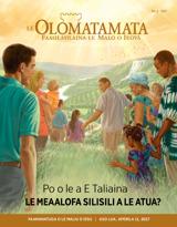 Nu.2 2017| Po o le a E Taliaina le Meaalofa Silisili a le Atua?