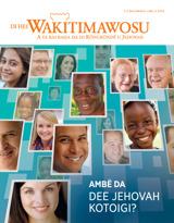 wajamaka-liba2015| Ambë da dee Jehovah Kotoigi?