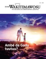Nö.1 u 2019| Ambë da Gadu tuutuu?