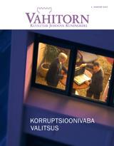 Jaanuar2015| Korruptsioonivaba valitsus