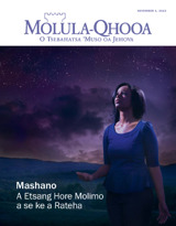 November2013| Mashano a Etsang Hore Molimo a se ke a Rateha