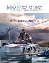 Mei2013| Je, Mungu Ni Mkatili?