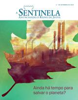 Setembro de 2014| Ainda há tempo para salvar o planeta?