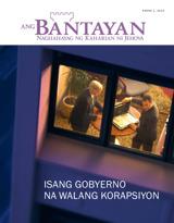 Enero2015  Isang Gobyerno na Walang Korapsiyon