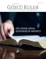 Temmuz2013| Din Adamlarına Güvenebilir misiniz?