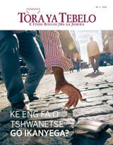 No.1 2016  Ke Eng fa o Tshwanetse go Ikanyega?