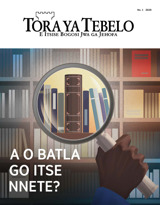 No.1 2020| A o Batla go Itse Nnete?