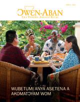 April2013| Wubetumi Anya Asetena a Akomatɔyam Wom