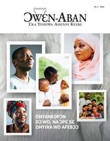 No.3 2020| Onyankopɔn Dɔ Wo, Na Ɔpɛ Sɛ Ohyira Wo Afebɔɔ
