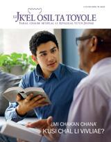 Avril ta2015| ¿Mi chak'an chana' k'usi chal li Vivliae?