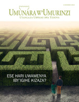 Gicurasi2014| Ese hari uwamenya iby'igihe kizaza?