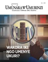 No.1 2020| Wakora iki ngo umenye ukuri?