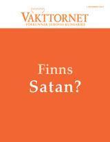 November2014  Finns Satan?