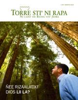 Agosto de2014| Ñee rizaala'dxi' Dios liila?