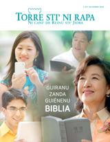 Diciembre de2015| Guiranu zanda guiénenu Biblia