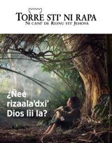 Núm.3 2018| ¿Ñee rizaala'dxi' Dios liila?