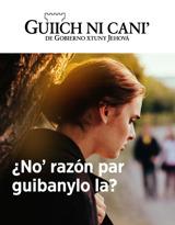 Núm.2, 2019| ¿No' razón par guibanylo la?