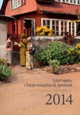 Libri vjetor i Dëshmitarëve të Jehovait 2014